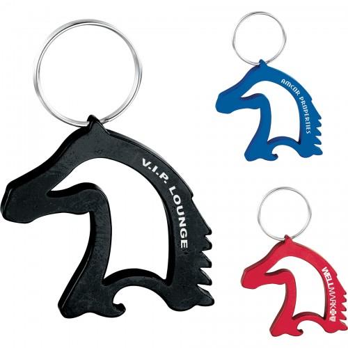 Custom Logo Horse Head Shaped Bottle Can Opener