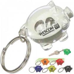 Acrylic Keychains - Custom Logo Key tags